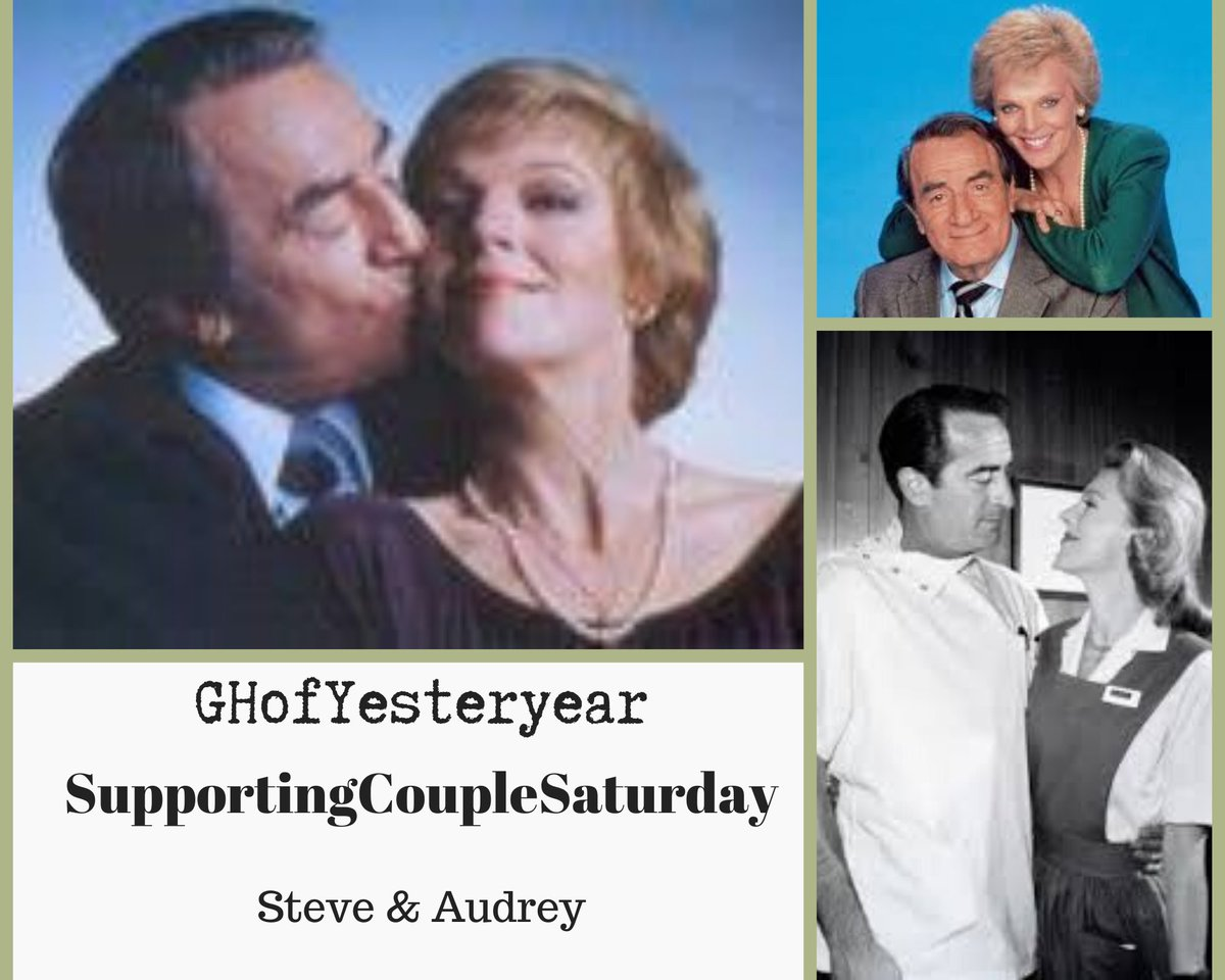 The votes are in and our #SupportingCoupleSaturday is...  .#ClassicGH pic.twitter.com/FZYp2SK5JO