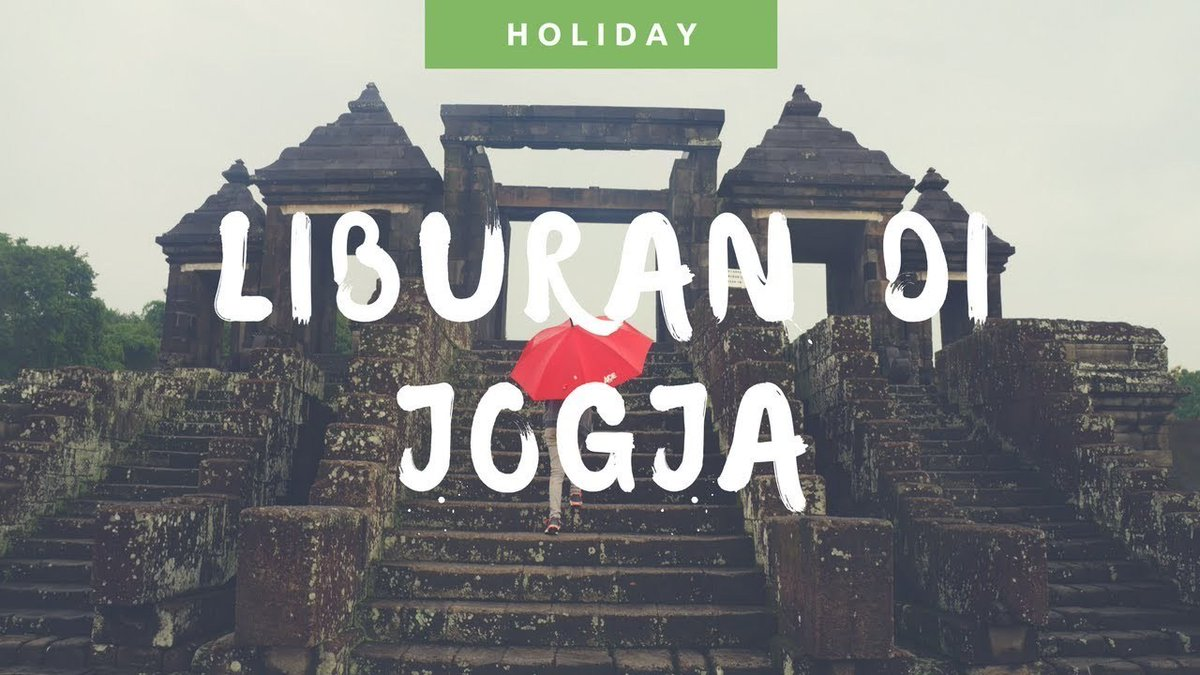 Yogyakarta Travel Vlog : Exploring Wisata Jogja, Art, Food, Fun! - https://catperku.info/yogyakarta-travel-vlog-exploring-wisata-jogja/?wpwautoposter=1585393056…pic.twitter.com/vxOAJMuLcY