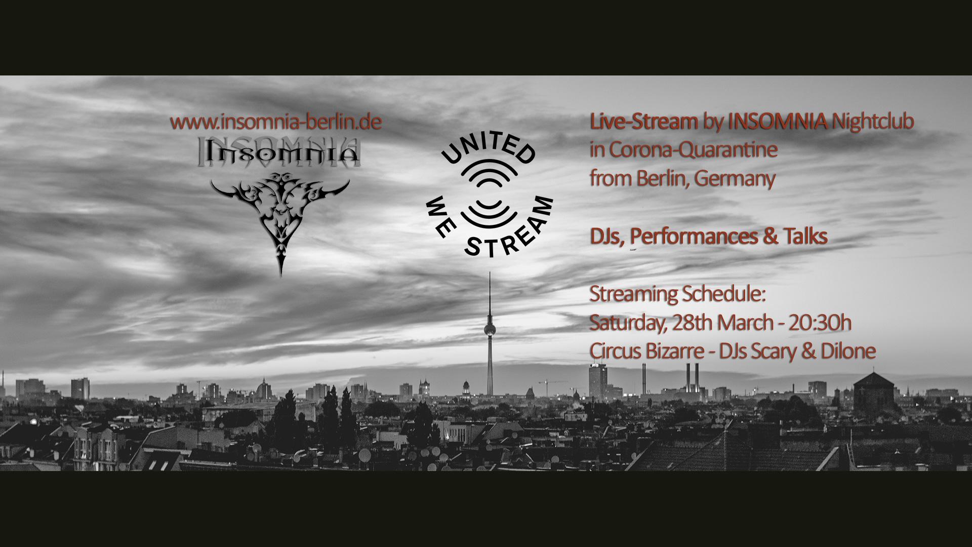 Berlin insomia Insomnia Berlin