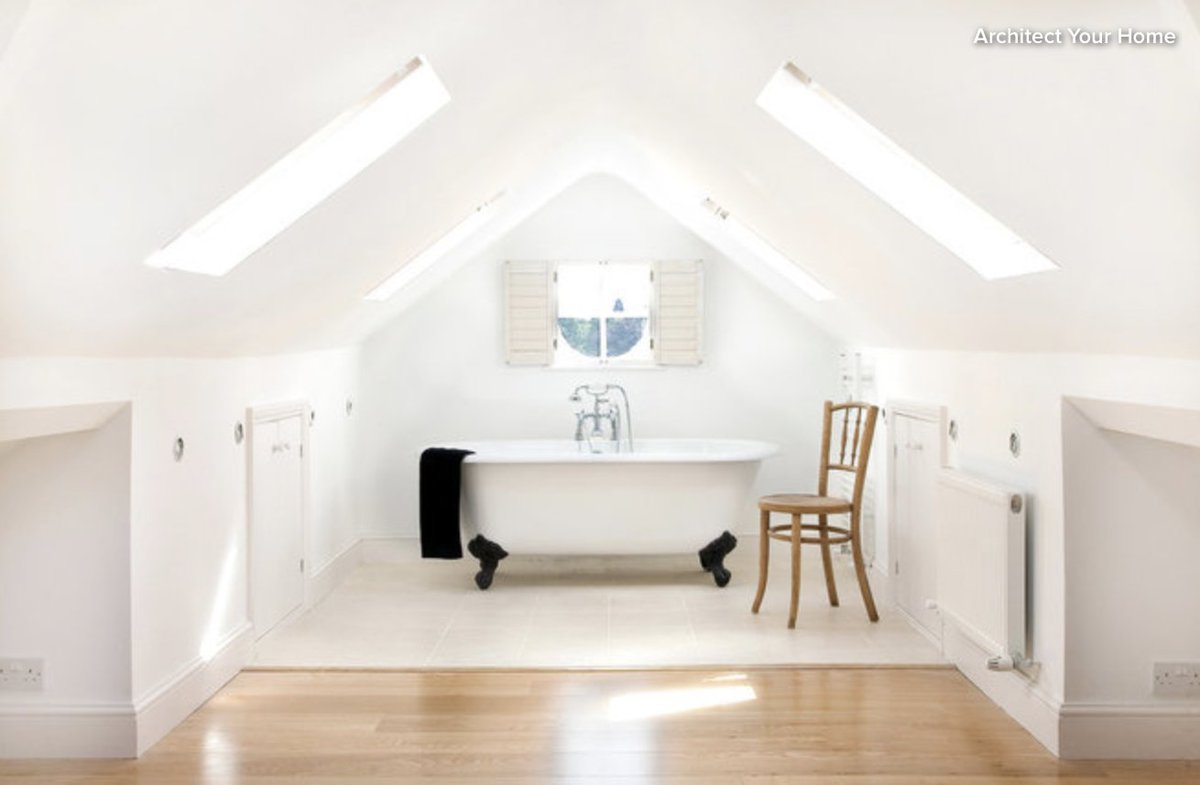 Clue up on the pros and cons of the cheapest and easiest option in the next in interestingly educational series on loft conversions!   Grab a cup of tea and have a read: https://www.houzz.co.uk/magazine/what-you-need-to-know-about-roof-light-loft-conversions-stsetivw-vs~56114018…  #loftconversion #homerenovation #homedecor #interiordesign #homedesign #loftdesignpic.twitter.com/iS3jdoMUVF