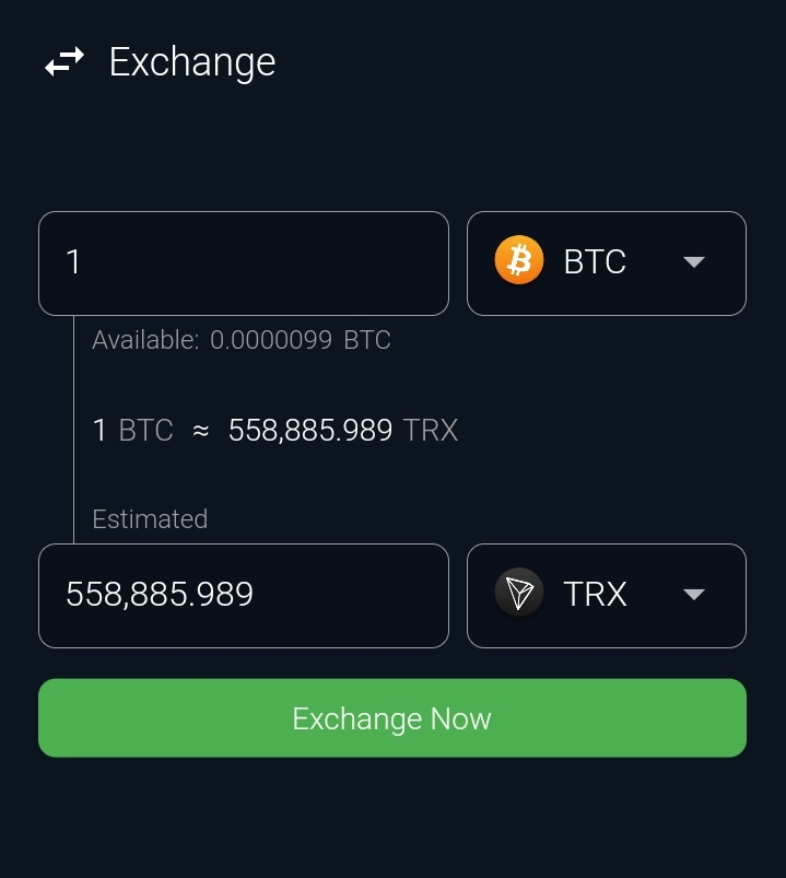 With exchange on #Vision there are over 20 assets available at launch for swapping currencies with ease.  #WeAllShareTheSameVision #Crypto #BTC #TRX #ETH #LTC #MCO #BAT #BCHpic.twitter.com/yKJbkR0tJZ
