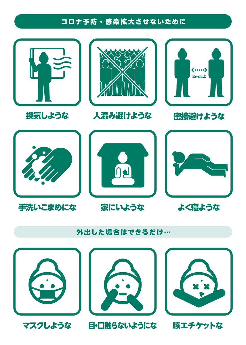 薬師如来さんから、コロナ予防についてのお知らせがきました!薬師さんは日本より大変な国で手一杯なので、できるだけ感染拡大を未然に防いでほしいとの事でした!