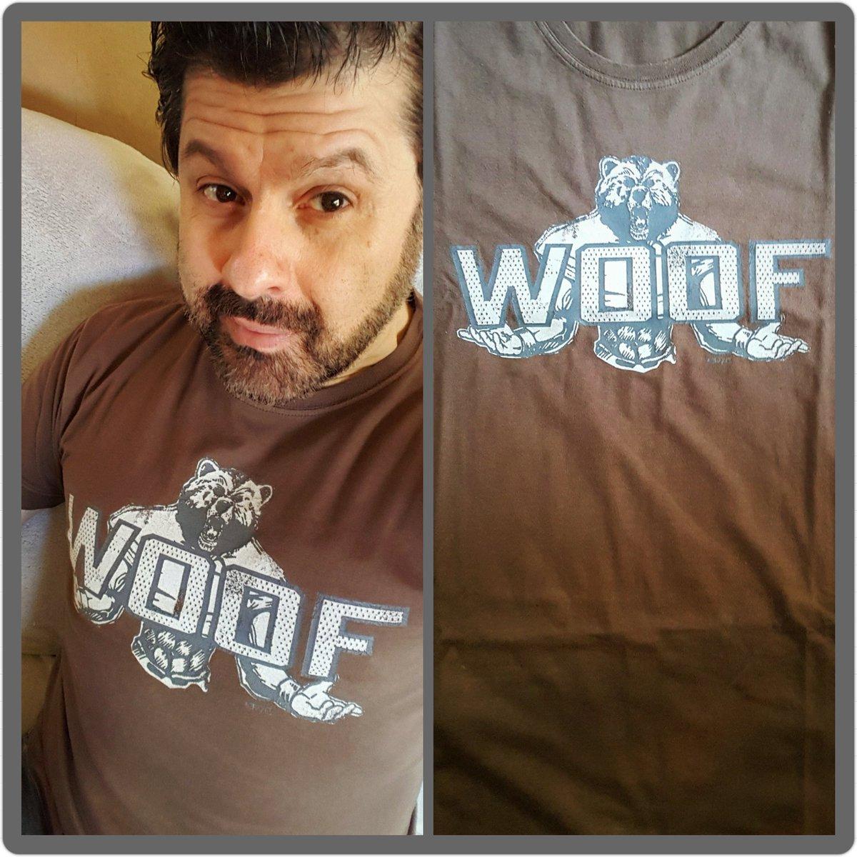 T-shirt of the Day #tshirtfreak #tshirts #tshirtlovers #tshirt #tshirtdesign #tshirtchallenge #tshirtoftheday #Woof #springbear #staystrongpic.twitter.com/PP870DhNuG