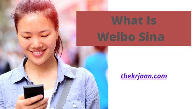 Weibo Sina