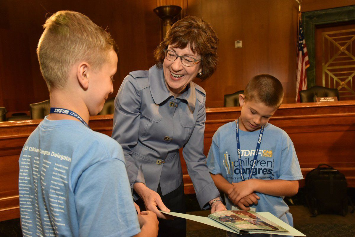 In the @Campaign4Kids 2019 Legislative Scorecard, @SenatorCollins was honored as one of the Senates leading #Defenders4Children due to her work to improve the lives of children. Thanks Sen. Collins! buff.ly/2H5PofP