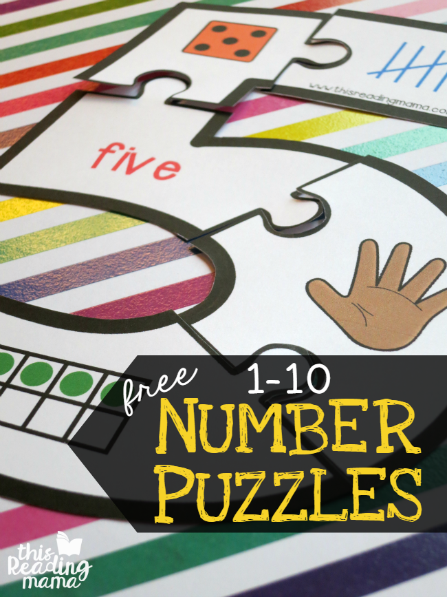 PRINTABLE NUMBER PUZZLES 1 - 10: Numbers can be represented in a variety of ways such as pictures, number words, or tally marks. And since this is an important skill for young children to learn, I thought that #numberpuzzles would be a fun way to learn.https://buff.ly/2tjMKvH pic.twitter.com/PwwDj3JXVD