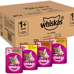 Image for the Tweet beginning: Whiskas Wet food Pouches in