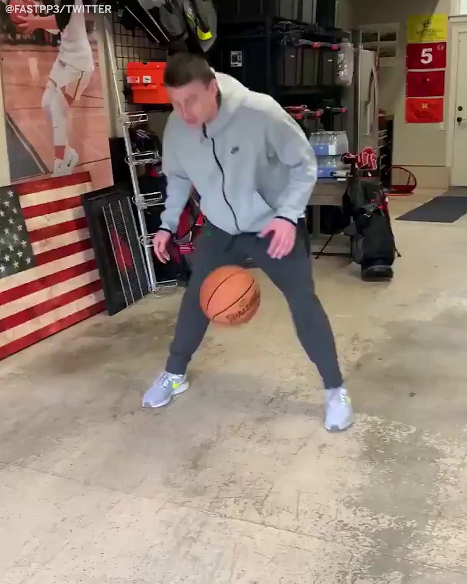 Payton Pritchard's handles don't even look real 😳 (via @fastpp3)