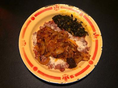 アフリカ各国のお酒と料理を吉祥寺で。「アフリカ大陸」(吉祥寺)  #tabelog