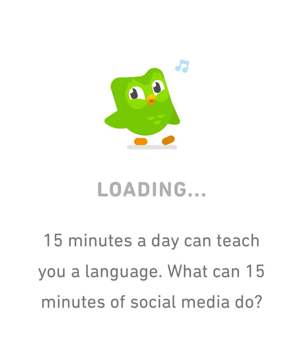 """sanjna sudan on Twitter: """"Thaaaankyou @duolingo for giving me this  #realitycheck Trying to redirect my anxious social media energy during the  #CoronaLockdown to #learn #french You should try too! Lovely app…  https://t.co/pIJCZB78w7"""""""