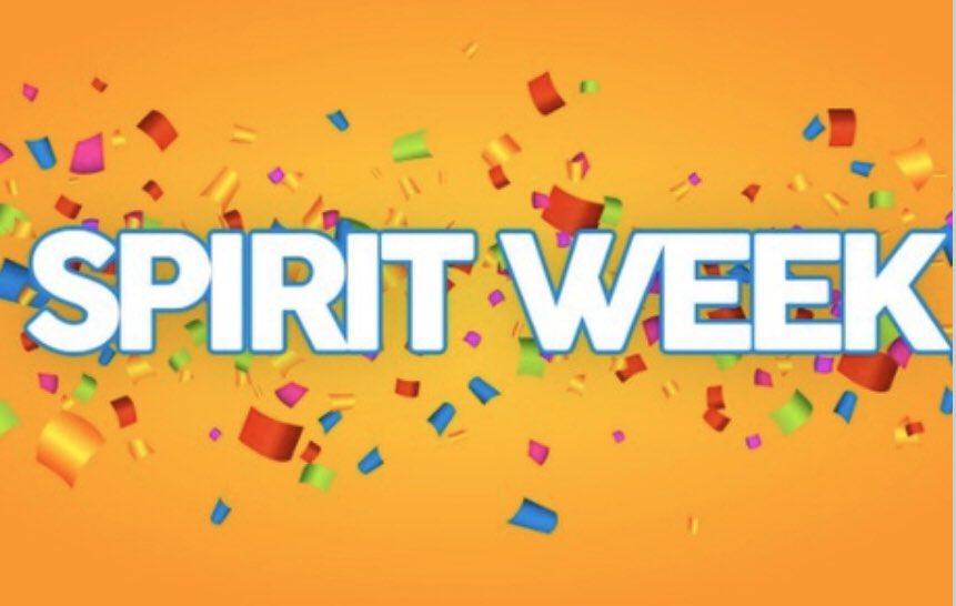 Spirit Week this week for all Tigers! #HemmenwayALLIN
