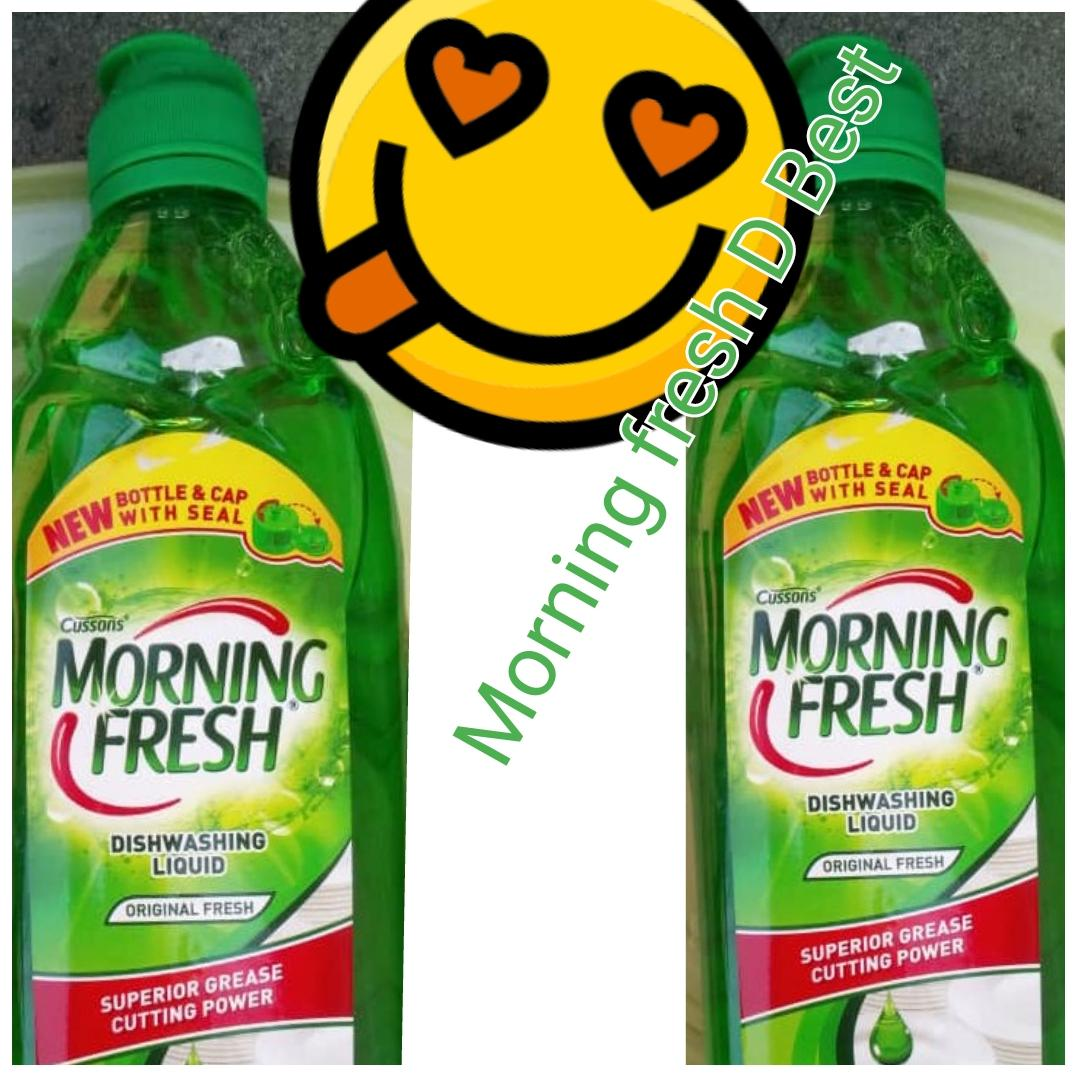 I got mine at Rhapsody super market in Ebonyi http://state.One  thing I love about D new pack is the sweet fragrance. ILove it so much #MFRepYourHood #MFRepYourHood #MorningFresh #dishwashingliquid #kitchen #squeakyclean #dishwashing #MFprotectivepowerofX @MorningFreshNGpic.twitter.com/2jhWkaPgFk