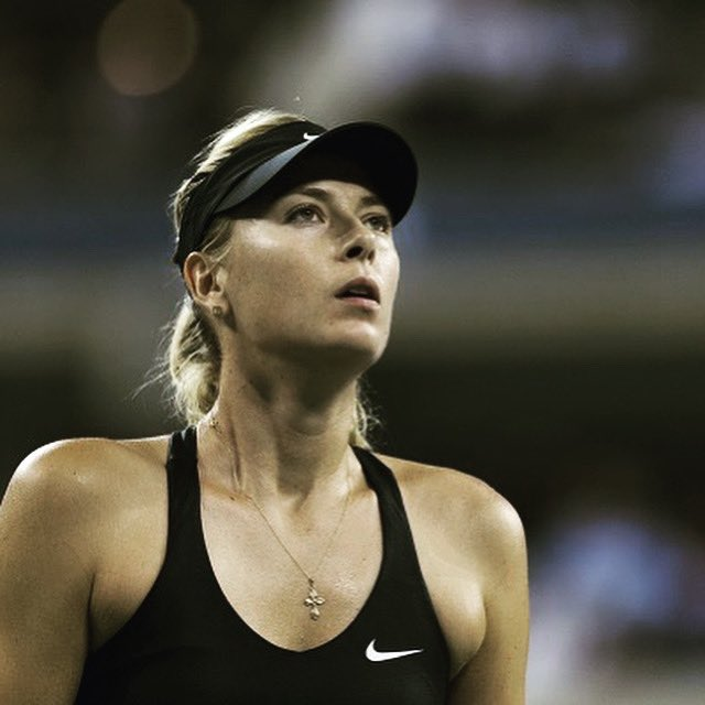 Whatever is for you will bring clarity, not confusion. @MariaSharapova pic.twitter.com/Cf0p17sa4k
