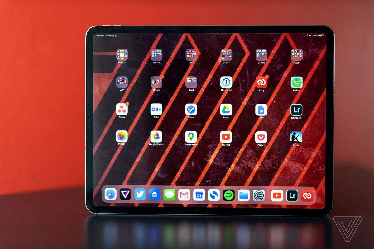 Apple iPad Pro review 2020: small spec bump, big camera bump