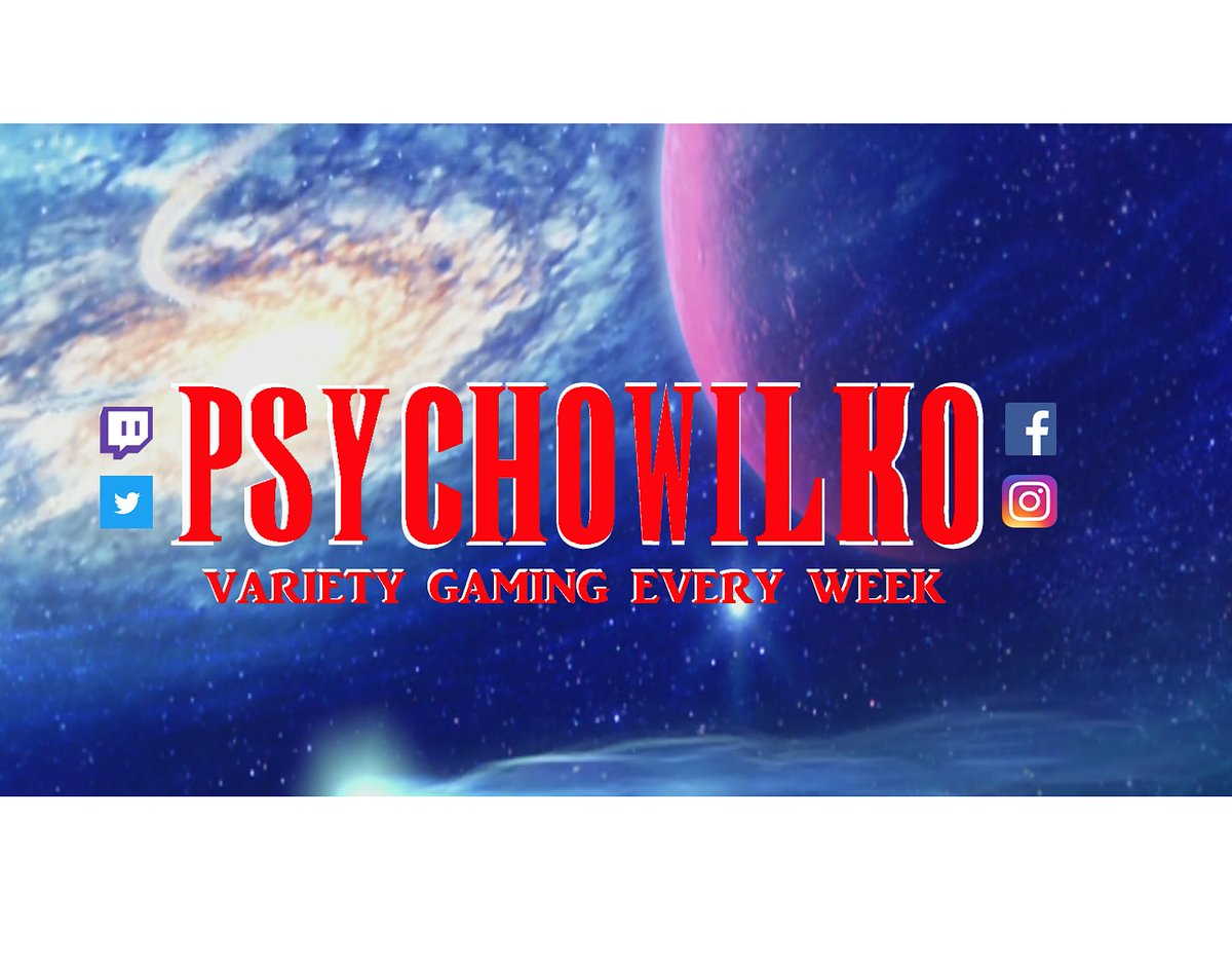 A variety gamer who hasn't got a clue what he's doing half the time . Come check out my content guys.  #SuperMarioBros #DonkeyKongCountry #MonkeyHero #PrinceofPersia #Sonic #FinalFantasy #JediFallenOrder #Margrave #like #share #subscribe @SGH_RTs  http://www.youtube.com/PsychoWilko pic.twitter.com/TZfNJCqFgU