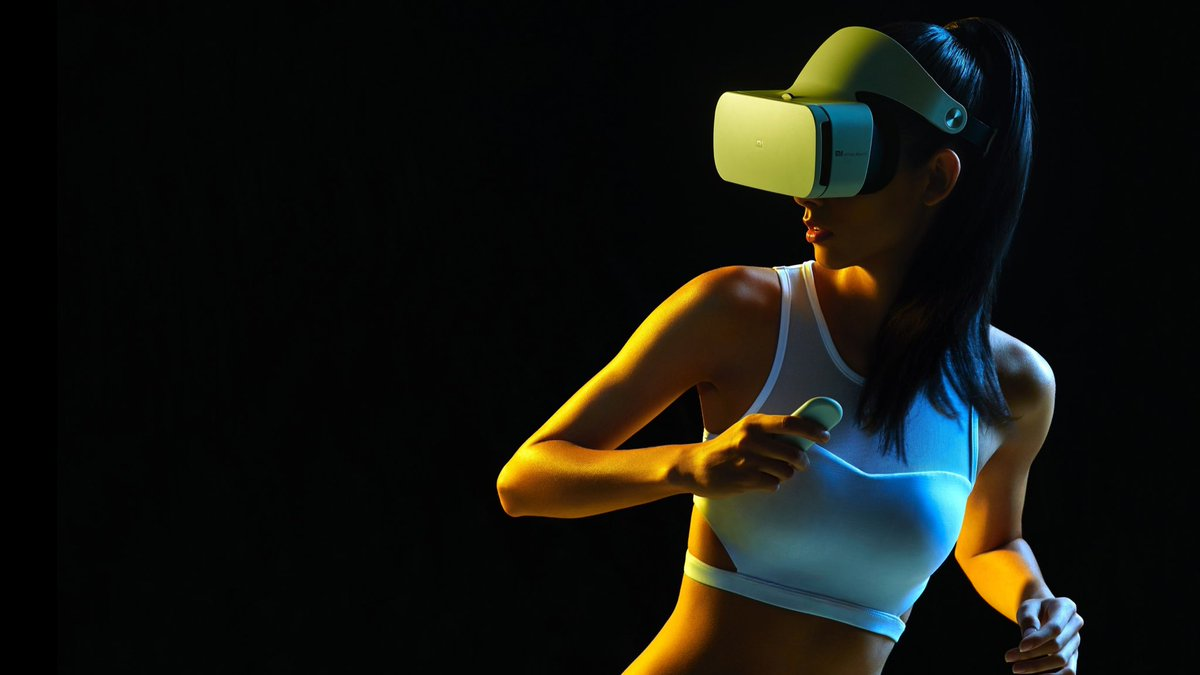 How to exercise in Virtual Reality during the Coronavirus lockdown #VirtualReality #COVID19 #VR #tech #games #sports #Fitness #health #VIKEZ #Millennials #GenZ #AI @YouTubeTV #coronavirus   YouTube link: https://youtu.be/ip3AxGfT0scpic.twitter.com/dnf0sCm1eb