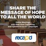 Image for the Tweet beginning: …  #onlineclass #meetings #virtual #virtualmeeting #workfromhome