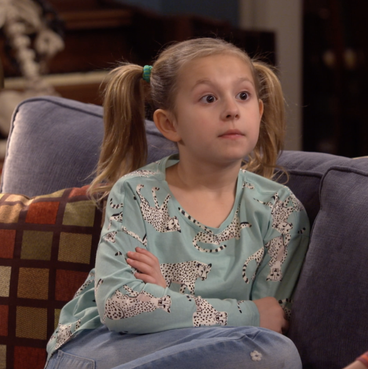 We love Leila's attitude! 😆 #Outmatched