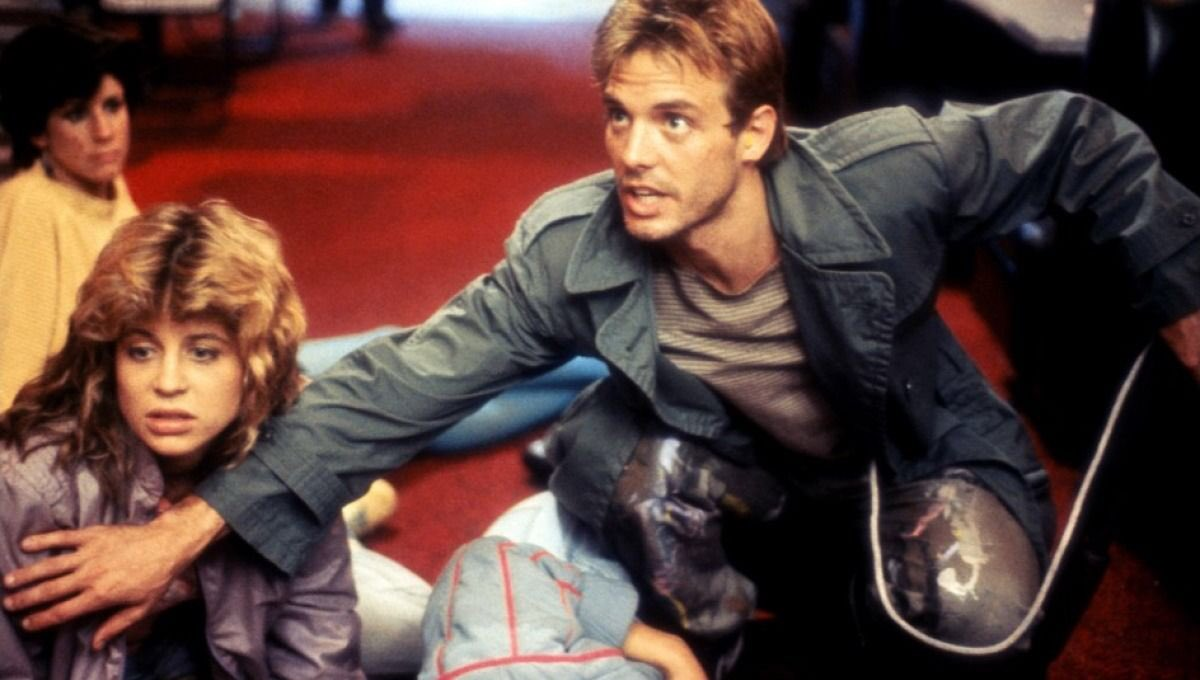 Michael Biehn - cinematic king of picking the wrong time to make a move