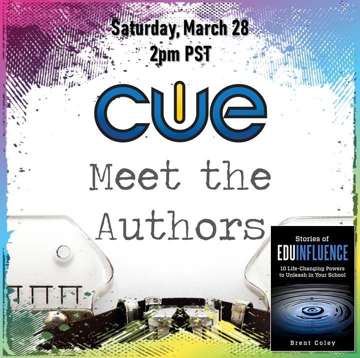 Excited to be a part of this! Join us today at 2pm PST! #WeAreCUE #SpringCUE twitter.com/jeffreykubiak/…