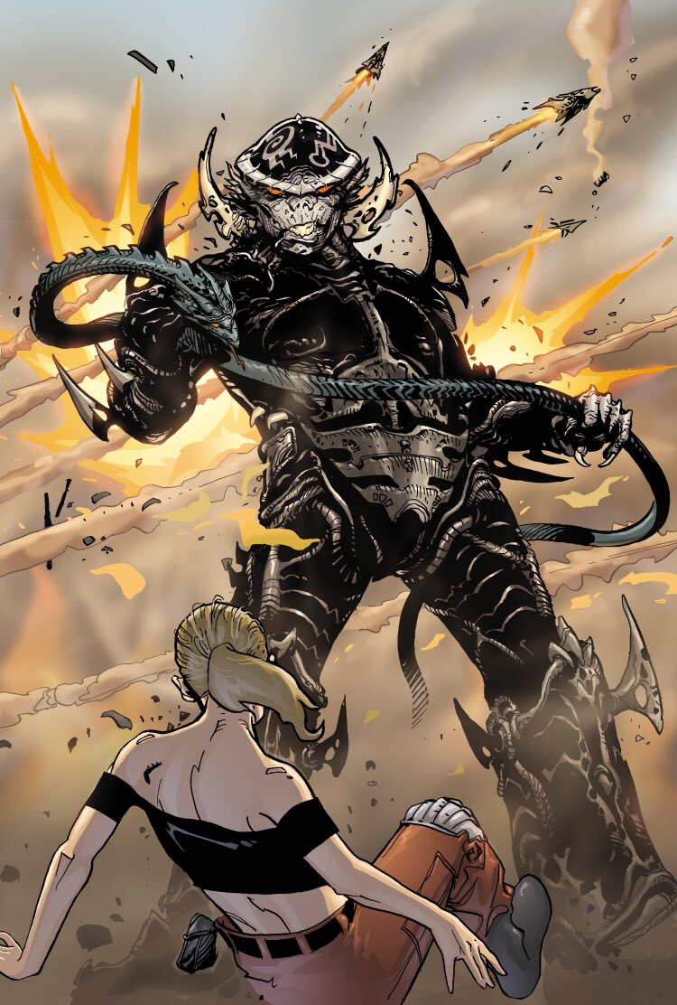 Would you want a Yuuzhan Vong movie or series???   #StarWars pic.twitter.com/vH4RzYhsiN