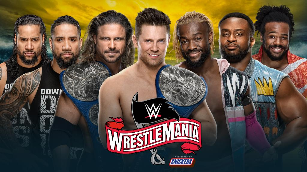 WWE Wrestlemania 36 Full Match Card, Preview & Predictions 9