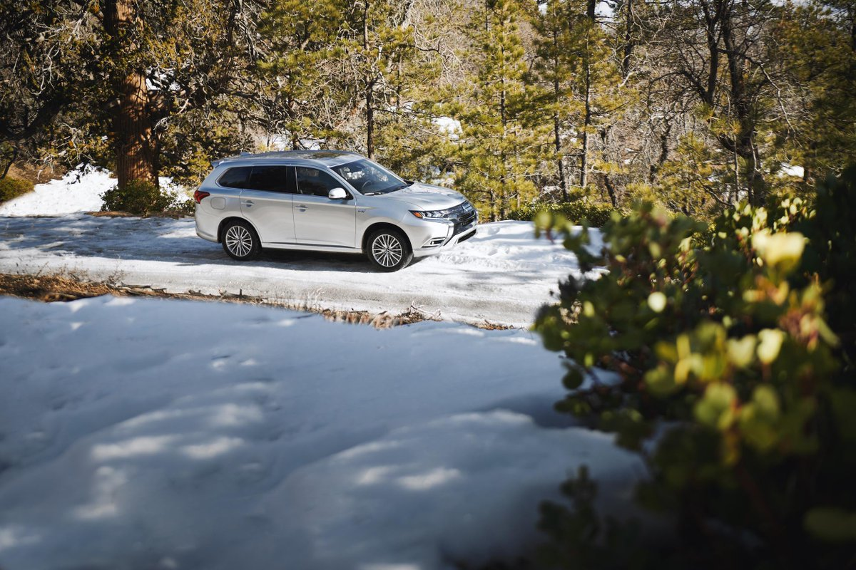 Keep moving forward in the #OutlanderPHEV.