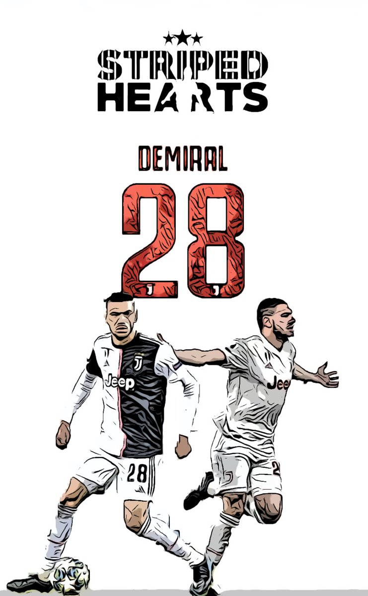 Demiral Day!  Have a great day everyone, stay safe!  Enjoy the wallpaper   @Merihdemiral #Juventus #ForzaJuve #FinoAllaFine pic.twitter.com/zCqTDALEJs