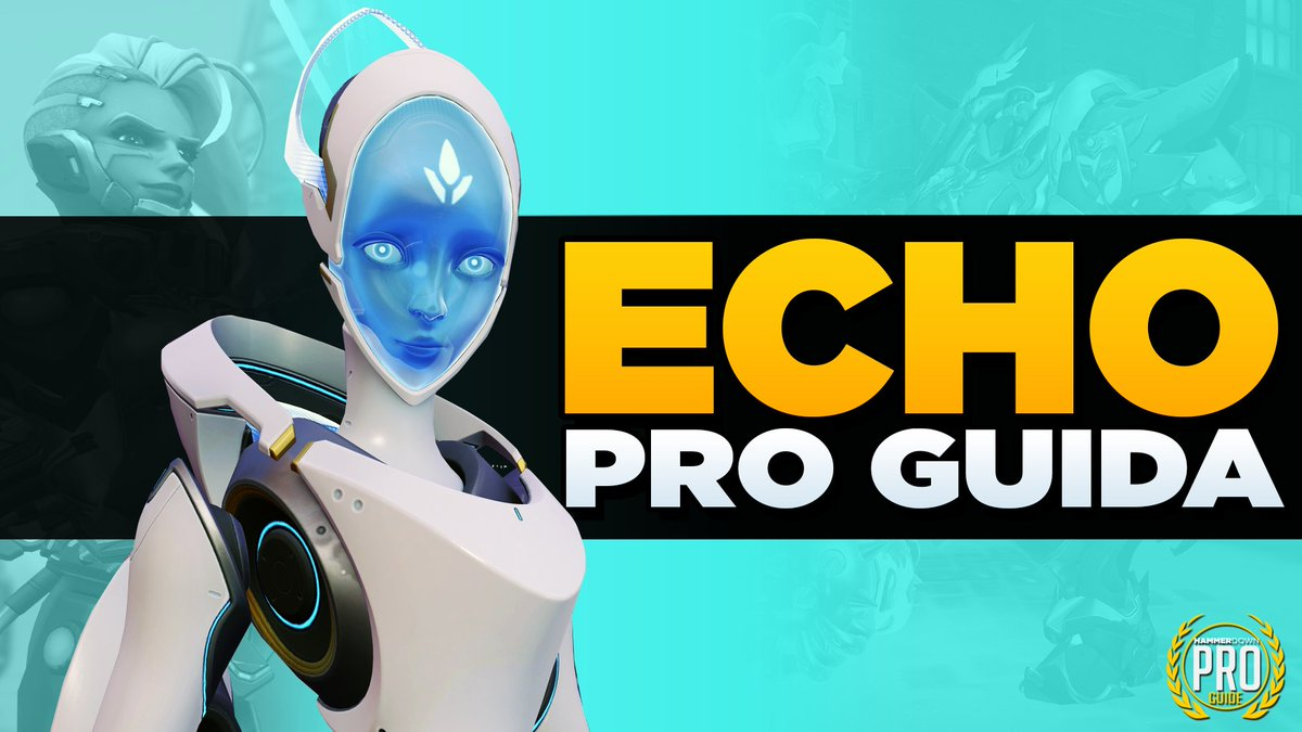 Finalmente ritornano le #PROGUIDE! Volete essere pronti con #Echo per l'uscita? Abbiamo chiesto ad uno dei top Italiani @Aleeh_OW  di spiegarci tutti i segreti!!  📺https://t.co/0ndM2jQohj📺 https://t.co/8gt9IB1pkk