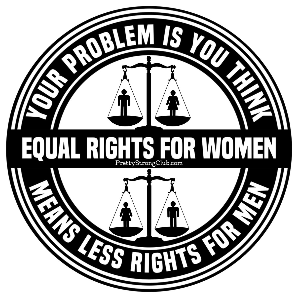 #EqualRightsForWomen doesn't mean less rights for men. Can I get an #Amen http://PrettyStrongClub.com pic.twitter.com/LB1Xi3uHIW