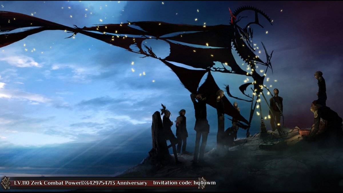 I'm playing FINAL FANTASY Awakening. Come with me! https://ffawakening.efunen.com/ pic.twitter.com/xrmmURRWon