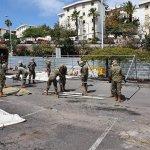 Image for the Tweet beginning: EJÉRCITO LA CANDELARIA. Los militares