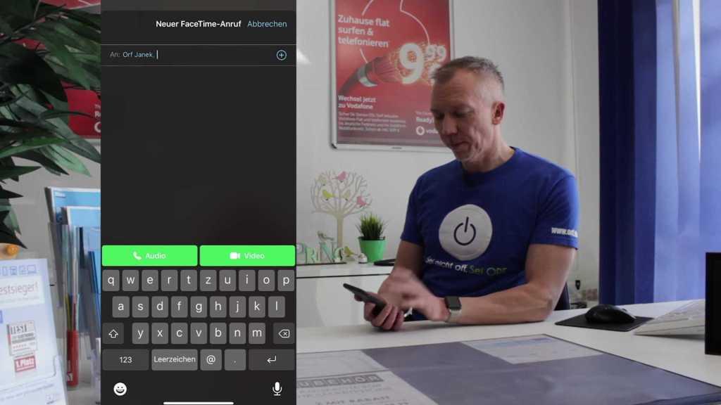 Heute geht es in unserer Reihe mit Matthias Orf um Facetime um mit den Lieben in Kontakt zu bleiben... #baunatalzusammen Teil 4 der Erklärvideos #baunatal #digitalisierung #stadtmarketing #matthiasorf https://baunatal.blog/teil-4-erklaervideo-facetime-mit-matthias-orf/…pic.twitter.com/zVzJdkIjMX
