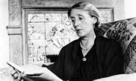 """""""No need to hurry. No need to sparkle. No need to be anybody but oneself.""""       ~ Virginia Woolf  Died on this day, in 1941 <br>http://pic.twitter.com/Nft8yqmyPp"""