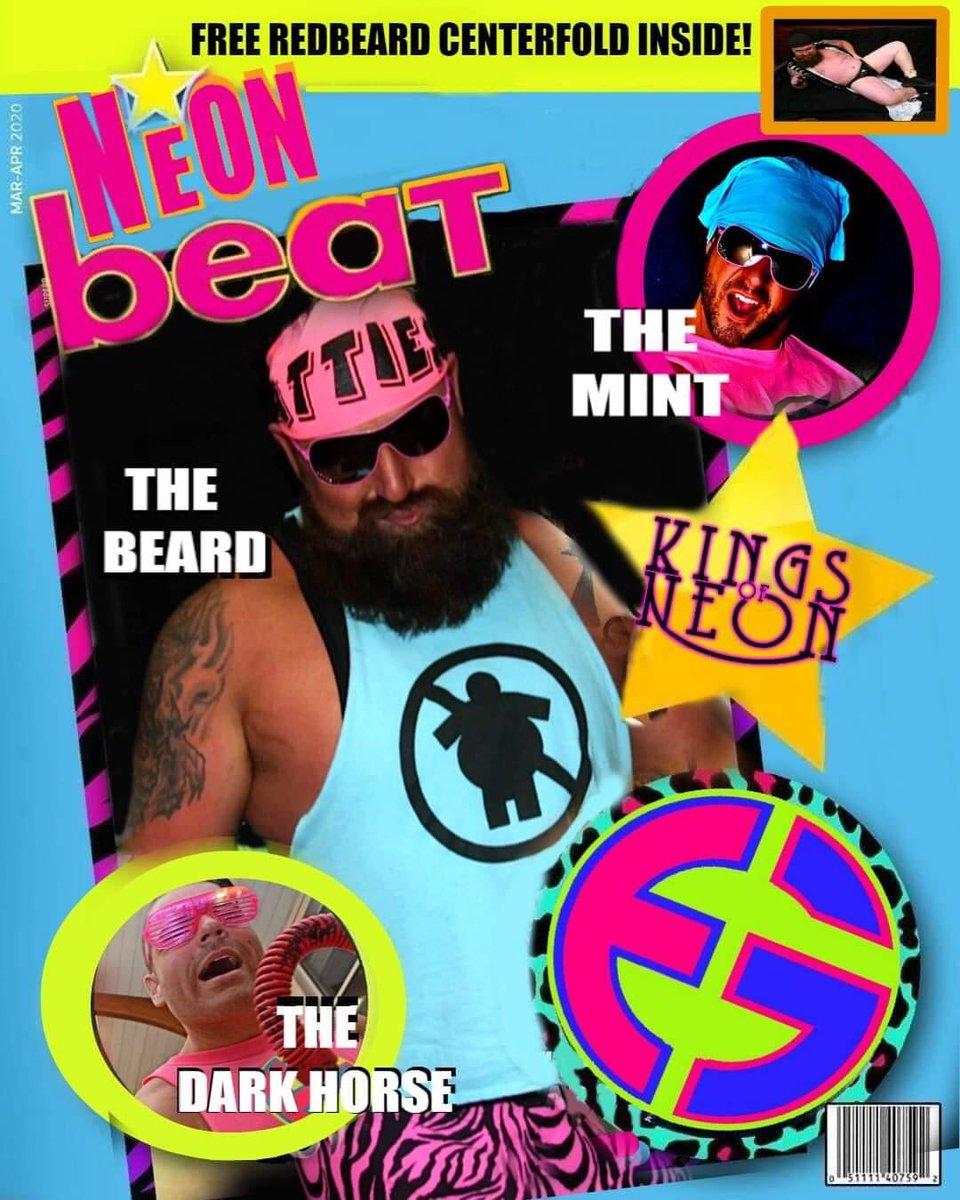 Neon Beat magazine! On grocery store shelves near you! #neonbeat #magazine #magazinecover #magazineshoot #centerfold #playgirlcenterfold #thebeard #themint #thedarkhorse #exercise #exerguys #exerguysrock #jp #m3 #johnnypic.twitter.com/DqbgW22zYv