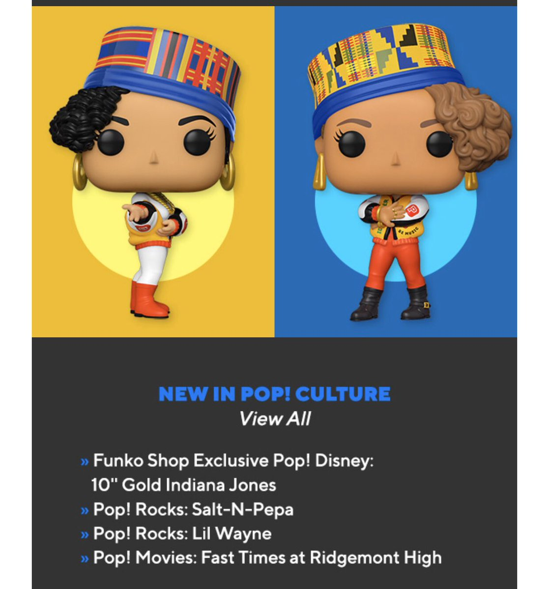 @OriginalFunko why #saltnpeppa, #lilwayne have pops but none for @OfficialTLC  yet. I need a @TheRealTBOZ @officialchilli & #LeftEye pop in my collection!  #TLC see pic for the perfect design!pic.twitter.com/R5my7q1roH