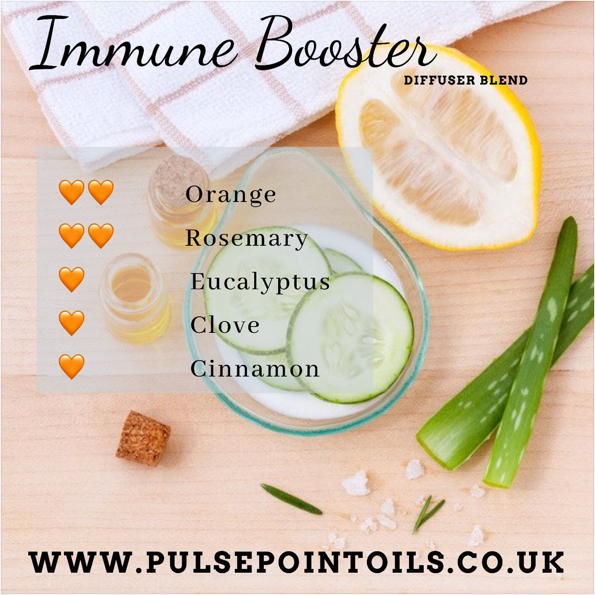 Diffuser Essential oil blend to boost your immune system http://www.pulsepointoils.co.uk  #essentialoilswork #immunesupport #immunesystem #immunebooster #immunityboost #homescent #diffuserblend #fragranceyourhome #essentialoilblend #diyideas #selflove #selfcare #pulsepointoilspic.twitter.com/UvLGWTFh0I