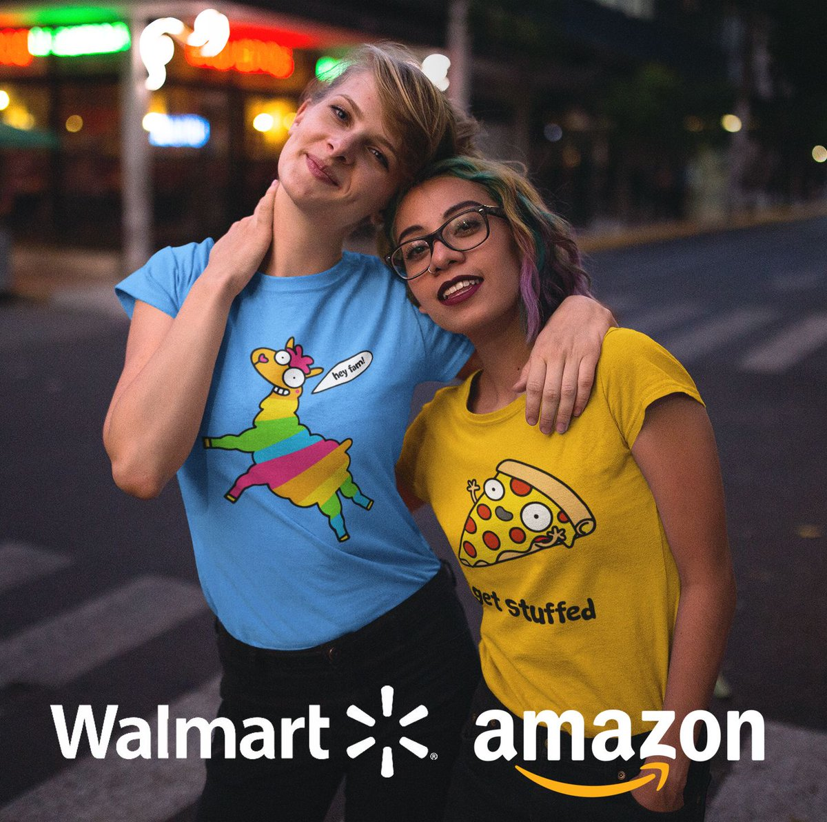 Express yourself with Flossy & Jim clothing and giftware available now at Walmart and Amazon! https://buff.ly/2K5CtLi #flossyandjim #kidsclothing #teenfashion #fashionforkids #coolclothingforkids #toptrends #unicornclothing #slothclothing #llamaclothing #parenting #shoppingpic.twitter.com/Pr298LTiVV