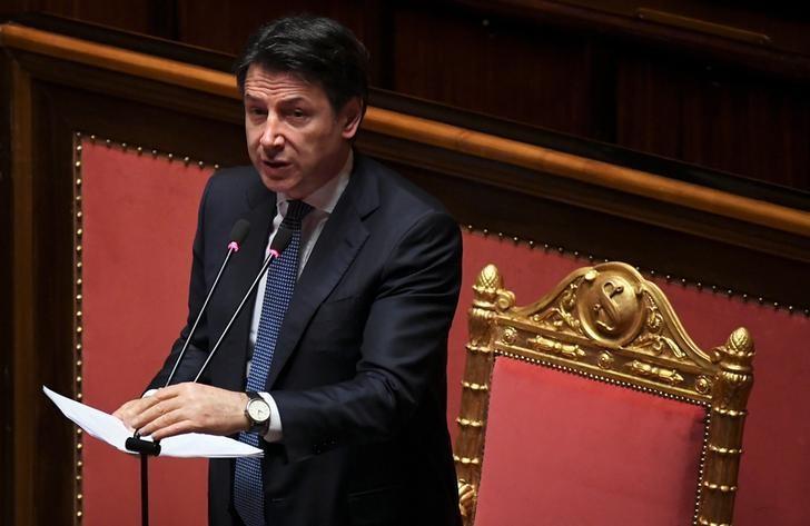 Italy PM adopts new measures to help coronavirus-hit economy https://www.reuters.com/article/uk-health-coronavirus-italy-stimulus-idUKKBN21F0WO?taid=5e7fd725e370aa00016236f5&utm_campaign=trueAnthem%3A+Trending+Content&utm_medium=trueAnthem&utm_source=twitter…