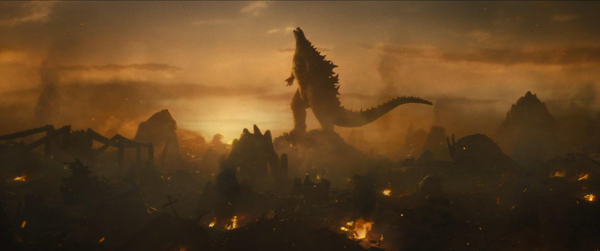 GODZILLA TRENDING LETS GOOO #Godzilla