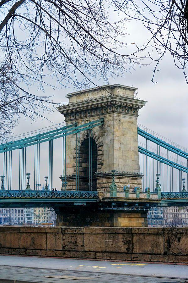 Chain Bridge Pier https://buff.ly/2w0aUQu #chainbridge #Budapest #Hungary #travel #bridge #pier #historic #tourism #iconic @joancarroll