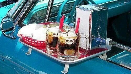 #ICantBeTheOnlyOneWhoRemembers going to the A&W drive up and getting that tray of food clamped onto your window. <br>http://pic.twitter.com/tnAX6tkID3