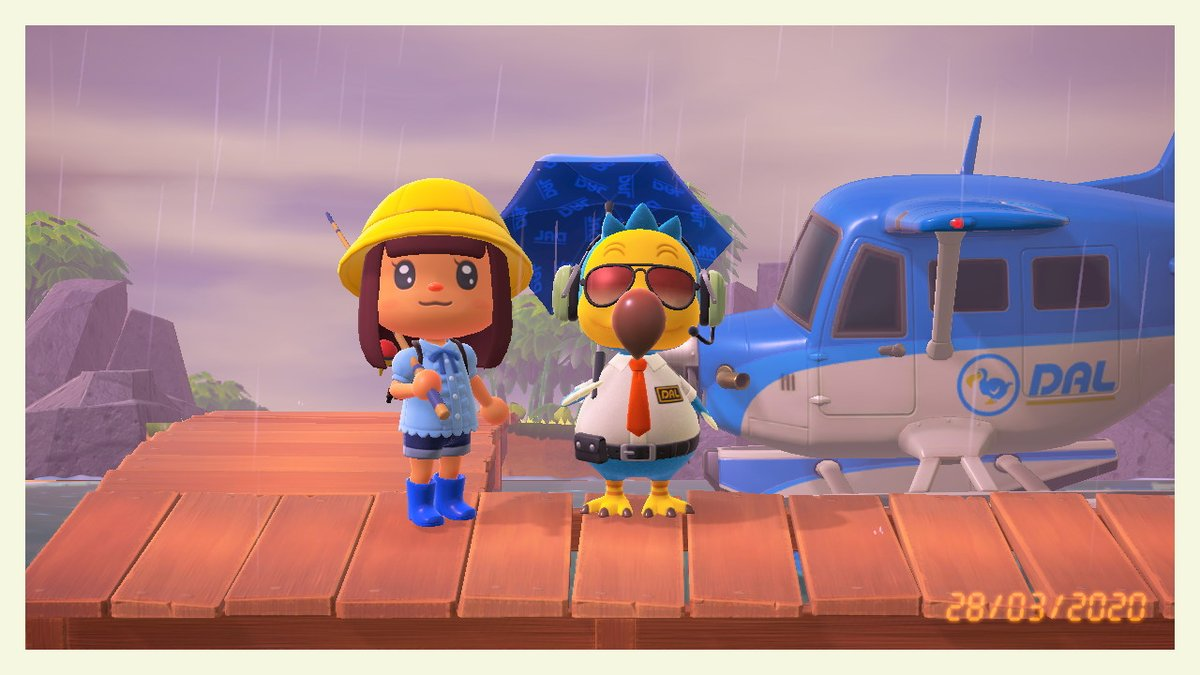 #Rodrigue #AnimalCrossing #ACNH #NintendoSwitch https://t.co/SZEnyrhXFp