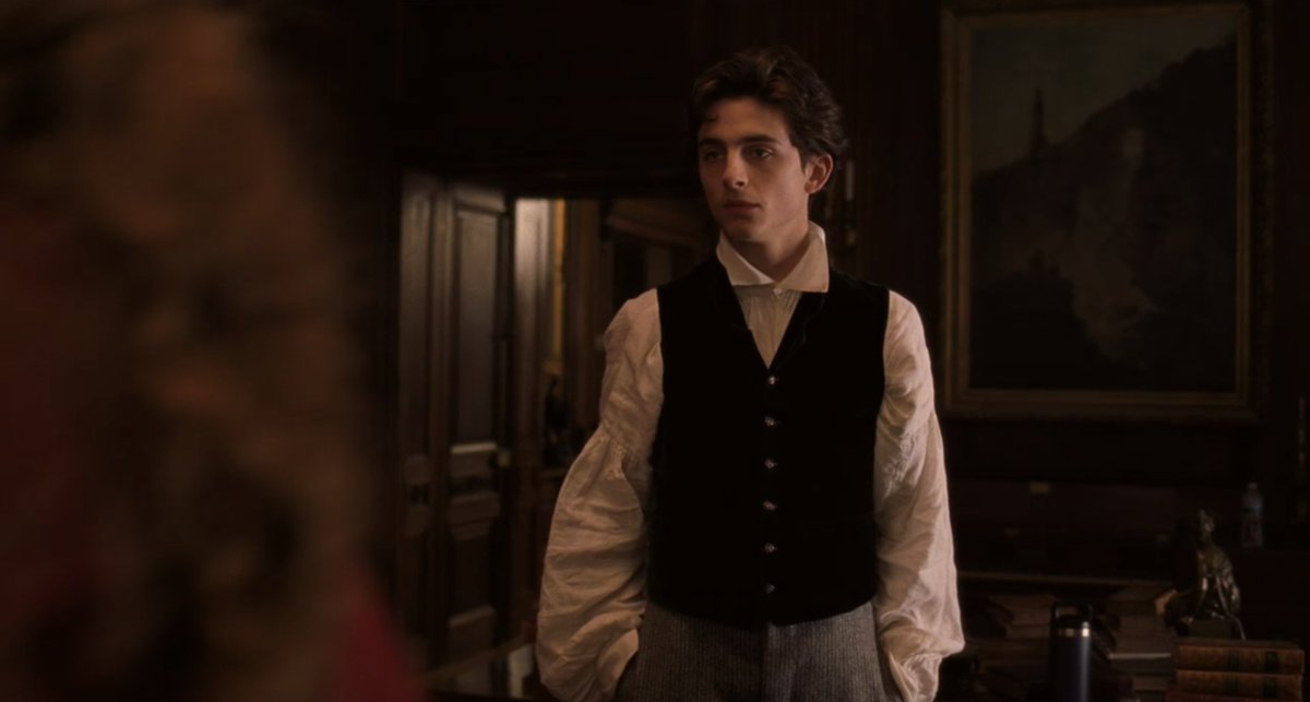 Fans spot stray water bottles in 'Little Women' behind Timothée Chalamet