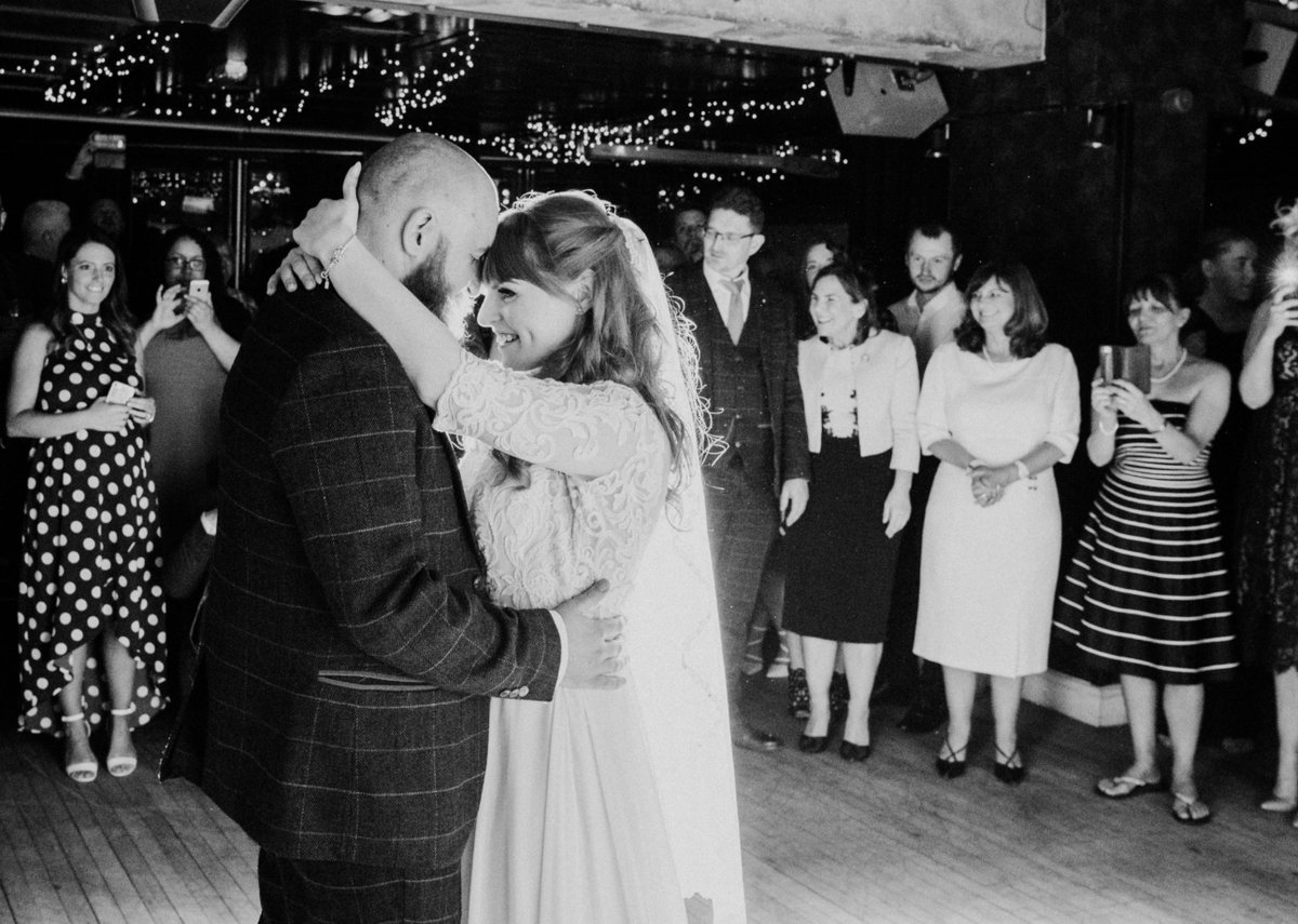 """""""We decided on a DJ rather than a wedding band, giving them a list of guest requests we'd asked for with the invitations. """" - Real Wedding bride Janice http://www.yournortheast.wedding/real-wedding/14072/use-the-force… #weddingdj #weddinginspo #weddingday #newcastle  Photo: @eyeoftheTynepic.twitter.com/L0Jt60KxMC"""