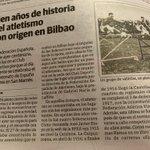 Image for the Tweet beginning: Club #Deportivo #Bilbao y la
