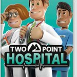 Image for the Tweet beginning: Two Point Hospital Nintendo Switch