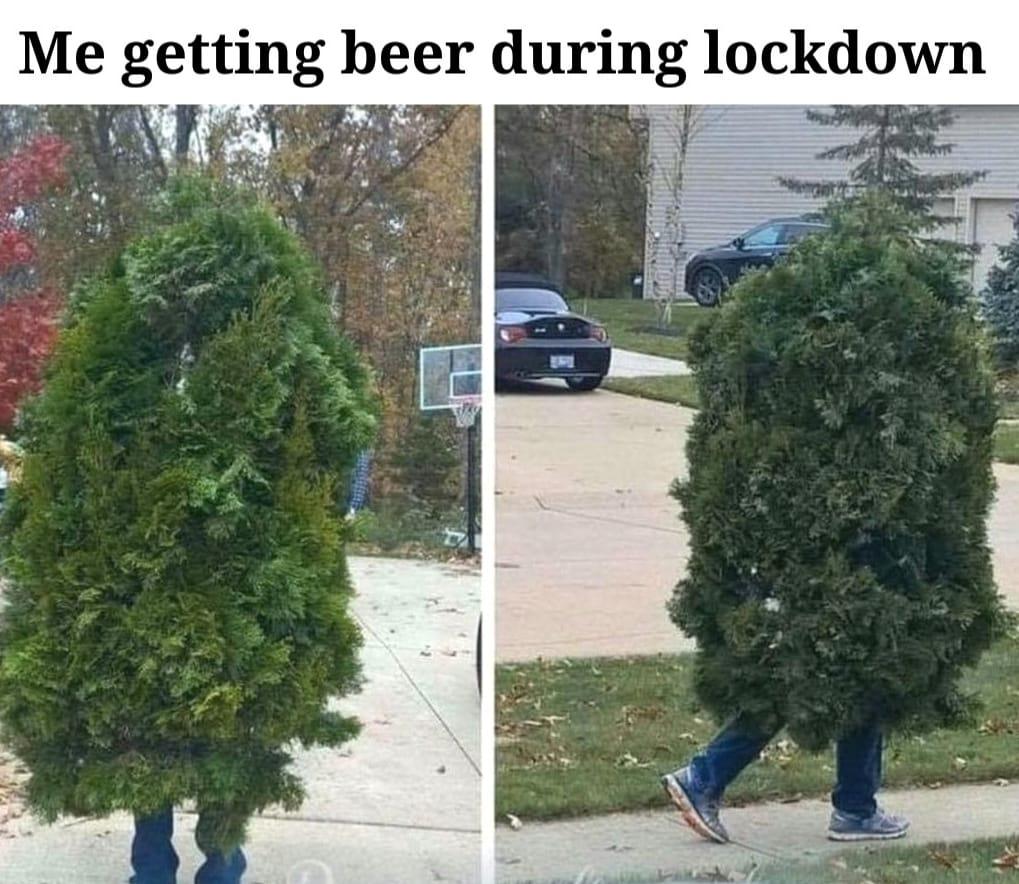 Bout right!!  #CoronaLockdown #coronavirus #beer pic.twitter.com/kf6yMtanzs