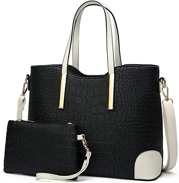 Women Handbags High Quality PU Leather Texture. 1 Exterior Back Zipper Pocket,2 Interior Zipper Pocket and 2 Front Wall Open Top Item Pockets. Available in different colors & designs Prize: $25.99 #newcollection #onlineshopping #Womenbags #FriendsFashion https://amzn.to/3bCv41Rpic.twitter.com/FWL6eNsvux