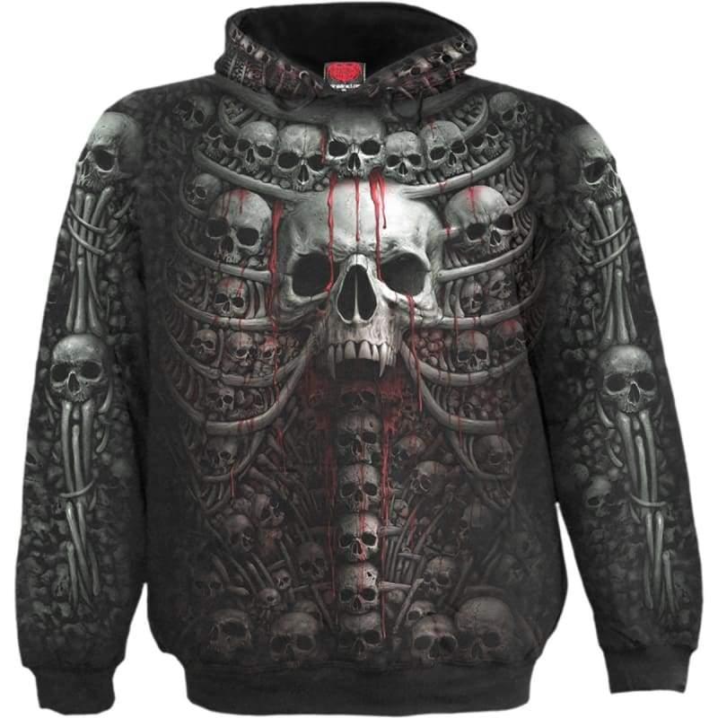 DEATH RIBS - Allover Hoody Black  $  88.99.   https://pooo.st/2SrVN  #jacket #coat pic.twitter.com/EVWjtMymOk